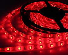 12V 1M 5M LED Light Strips Super Bright Tape 6 Colors 3528SMD