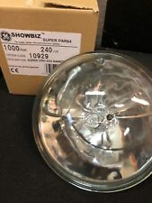 General Electric Showbiz CP60 EXC  240V 1000W