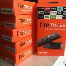 Amazon Super Fire TV Stick with ALEXA VOICE REMOTE