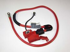 BMW E61 5 series POSITIVE BATTERY BLOW OFF RED CABLE PLUS POLE SRS LEAD 6944536