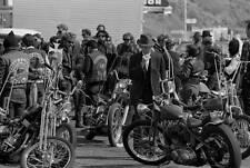 Hells Angels Motorcycle Gang Bakersfield California 8.5x11 Photo