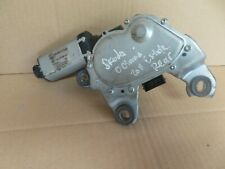 SKODA OCTAVIA ESTATE MK2 2011 REAR WIPER MOTOR 1Z9955711