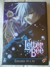 *** Letter Bee volume 4 / 4 épisodes 39 à 50 *** DVD MANGA  no INTEGRALE