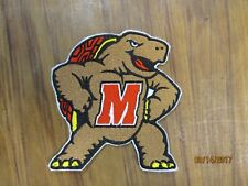 "NCAA Maryland Terrapins 5"" X 5"" Sewn/Iron-On Patch"