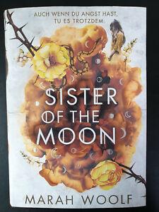 Marah Woolf: Sister of the Moon (HexenSchwestern Saga Teil 2) - Signiert - NEU!