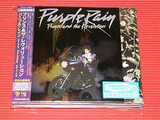 2017 JAPAN Deluxe Expanded Edition PRINCE Purple Rain 3 CD + DVD DIGI SLEEVE
