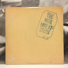 THE WHO - LIVE AT LEEDS LP VG+/EX 1973 US REISSUE MCA MCA-2022