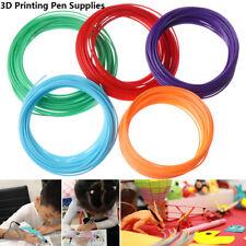 Drawing Instrument 3D Printing Pen Supplies Model Printer Tool PLA Filaments