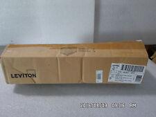"""LEVITON 492RU-HFO 010-492RU-HFO VERSI-DUCT,HORZ C-MGMT 2RU F-3""""X3"""""""
