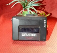 Vintage Sony Walkman WM-2011 Stereo Cassette Tape Music Player Only