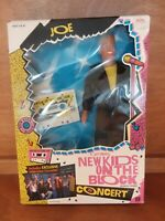 RARE VINTAGE 1990 NEW KIDS ON THE BLOCK JOE DOLL + TAPE NKOTB MATTEL NEW SEALED!