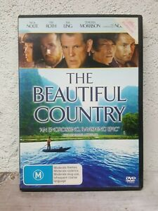 The Beautiful Country (DVD, 2004) Nick Nolte Bai Ling RARE MOVIE - REGION 4 AUST