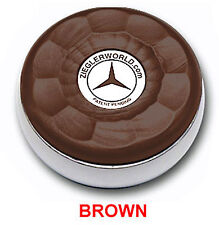 ZIEGLERWORLD TABLE SHUFFLEBOARD PUCKS WEIGHTS - LARGE - BROWN