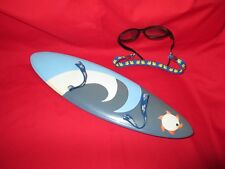 Build A Bear Surfboard Black Mirrored Sunglasses Surf Board Glasses Catch a Wave
