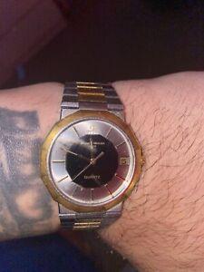 Baume & Mercier Geneve Riviera T Swiss Made Two Tone Watch 109481