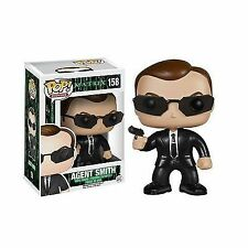 Matrix Agent Smith Movies Pop Vinyl 10cm Funko 158