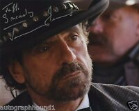 JEREMY IRONS SIGNED AUTOGRAPHED COLOR PHOTO