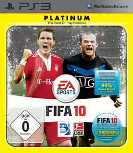 FIFA 10 Platinum PS3 Playstation 3