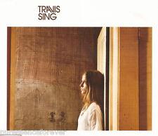 TRAVIS - Sing (UK 3 Track CD Single Part 1)