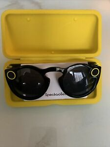 Snap Inc. Snapchat Spectacles Glasses - w/ Charging Case
