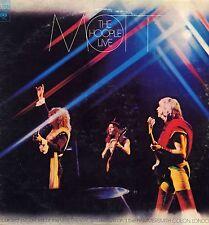 "MOTT THE HOOPLE ""LIVE"" ORIG US 1974 VG++/EX KILLER LP"