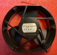 1 x DELTA EFB1524VHG     DC Axial Fan, 172x150x50.8mm, 24VDC
