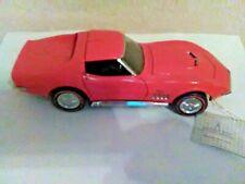 FRANKLIN MINT 1969 CORVETTE T-TOP Coupe, w/DOCS, NO BOX