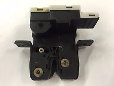 Nissan Micra K12 boot tailgate lock catch solenoid mechanism 2003 - 2010 March