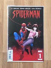 Marvel Comics Spider-Man #1 JJ Abrams