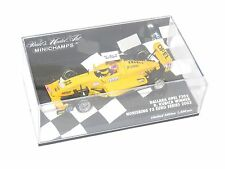 1/43 DALLARA OPEL F302 FORMULA 3 euroseries R. Kubica 2003 Norisring RACE