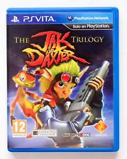 THE JAK AND DAXTER TRILOGY - PSVITA PS VITA PSP - PAL ESPAÑA - JACK TRILOGIA &