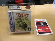 GAMEBOY ADVANCE - THE LEGEND OF ZELDA - THE MINISH CAP - UKG 85+ NM+ PAL