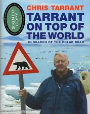 Chris Tarrant Autograph - On Top Of The World - Hardback Book Signed-AFTAL