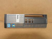 Dell Optiplex 790 Small Form Factor SFF Front Bezel Face Plate Panel Cover