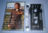 MICHAEL BALL THE BEST OF cassette tape album T5935