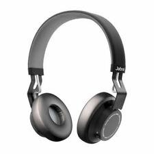 100 Genuine Jabra Move Wireless Bluetooth On-ear Headphones Headset Coal Black