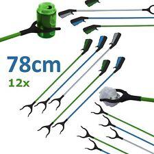 12 X RACCOLTA RAGGIUNGERE Accessori RACCOGLITORE GRABBER 78cm mobilità