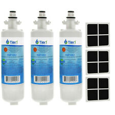 Fits LG LT700P & LT120F Refrigerator Water & Air Filter Combo3 Pack