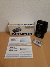 Olympus s701 Diktiergerät Mit 3 Kassetten