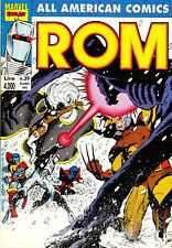ALL AMERICAN COMICS n. 39 - ROM - COMIC ART
