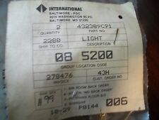 NOS International 432389C91 Light