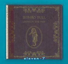 JETHRO TULL Living in the past JAPAN mini lp CD FOC