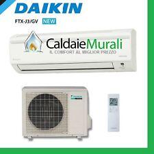 CLIMATIZZATORE CONDIZIONATORE DAIKIN DC INVERTER SERIE J3/GV FTX35J3 12000 BTU