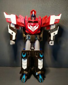 2015 Hasbro Transformers Robots In Disguise Rid Mega Optimus Prime Autobot