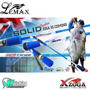 LEMAX XZOGA NO ESCAPE Slow Jigging Rod SNE 65s 68s 70s 75s Spining Version Japan