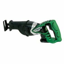 Hitachi Cordless 18v Reciprocating Saw CR18DL Skin Only