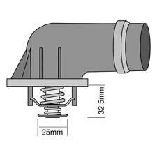 THERMOSTAT FOR BMW 1 SERIES 116I E87 (2003-2012)