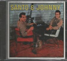 SANTO & JOHNNY - Collectors Gold - Volume 48  - CD - BRAND NEW