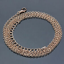 "28-34""L Long Round Ball Long Chain Necklace 4 Colors For Craft DIY Jewelry Gift"