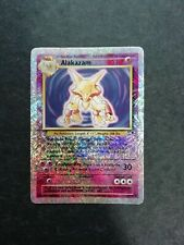 Pokémon - Alakazam - reverse - Legendary Collection